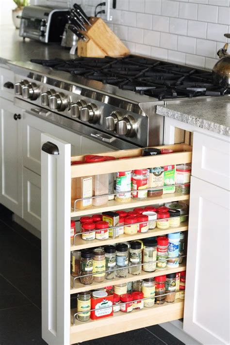spice drawers kitchen cabinets 25 best ideas about spice drawer on pinterest kitchen