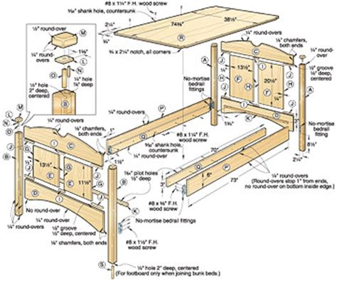 bed plans woodworking free free woodworking plans for children s beds plans diy free