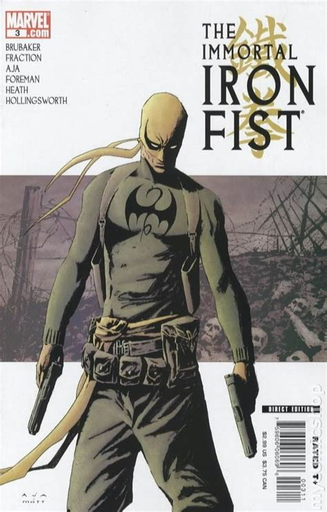 the immortal iron fist no 14 cover iron fist p 244 steres por kaare andrews na allposters com br immortal iron fist 2006 marvel comic books