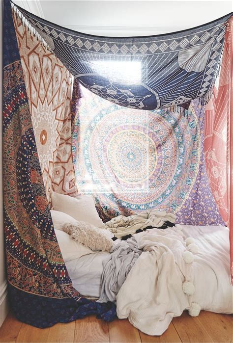 canopies curtains and beach theme bedrooms on pinterest 508 best hippie room images on pinterest bohemian decor