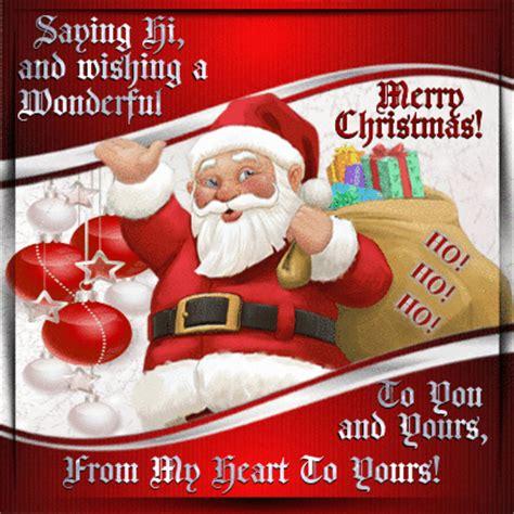 santa claus ecards greeting cards