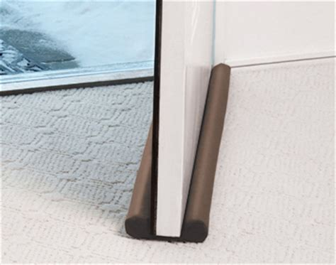 Exterior Door Draft Guard Door Draft Guard Nip Window Draft Guard Brown Us Seller Fast Shipping Ebay