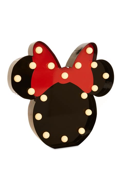 Minnie Mouse Light by Primark Products