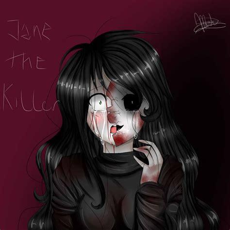 anime girl killer wallpaper jane the killer anime sai by martuchan200 on deviantart