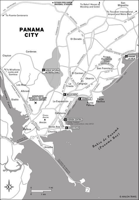 Maps - Panama Car Rental Agency-Rent a Car in Panama,PA