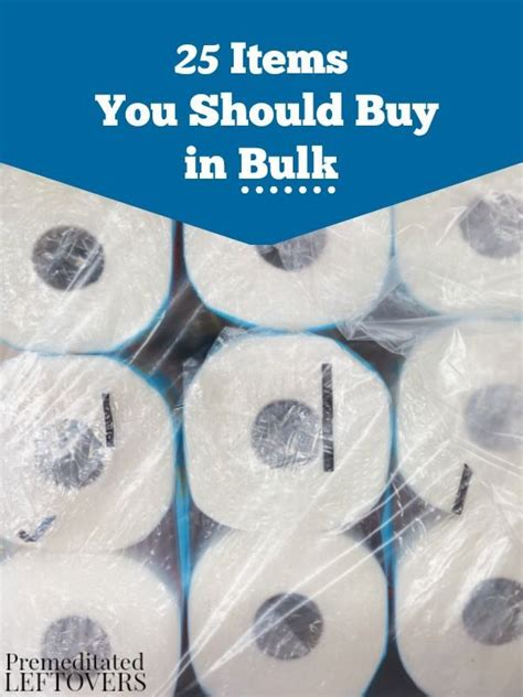 7 Surprising Items You Should Buy In Bulk by 948 Best Shopping And Coupons Images On