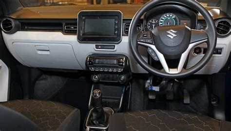 plus delta car interior design maruti ignis vs baleno review comparison for best nexa