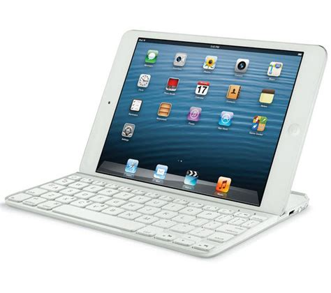 Logitech Ultrathin Keyboard Cover For buy logitech ultrathin wireless mini keyboard cover white free delivery currys