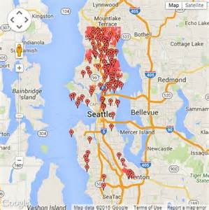Seattle City Light Outages by Strong Summer Kills 2 In Western Washington 350 000 Lose Power Q13 Fox News