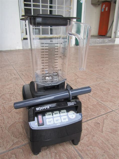 Mixer Bosch Heavy Duty snova 3hp heavy duty digital commercial kitchen blender
