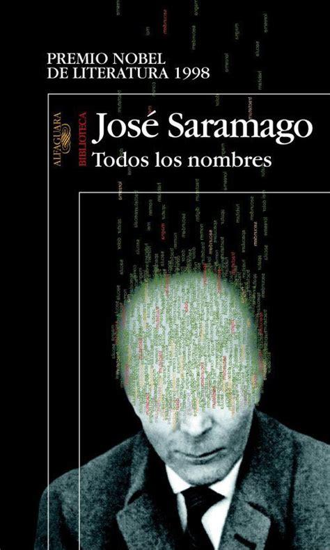 libro todos los nombres todos los nombres libros y literatura