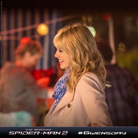 emma stone killed in spiderman spider man writer conway if gwen was more like emma stone
