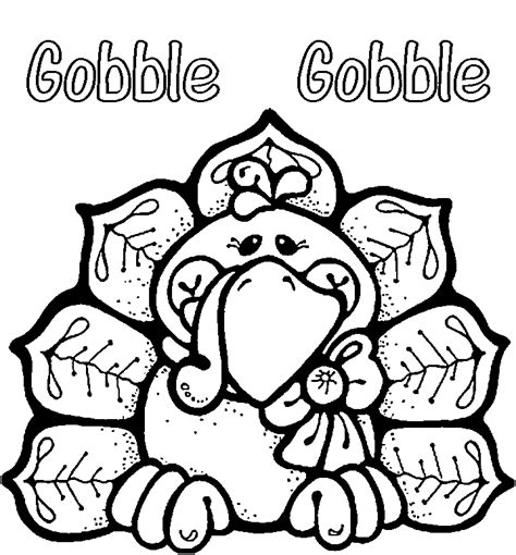 thanksgiving turkey coloring pages to print for kids
