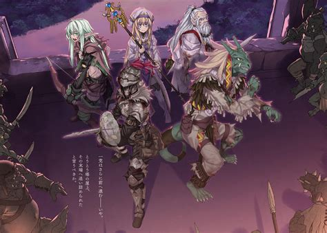 R Anime Goblin Slayer by High Archer Goblin Slayer Zerochan Anime Image Board