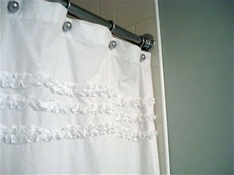 shower curtain from target simply shabby chic line