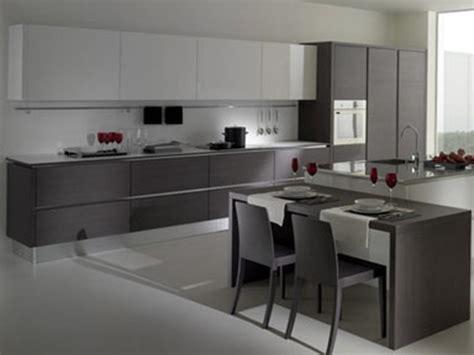 cocinas en blanco y gris decora y disena estupendas fotos de cocinas en color gris