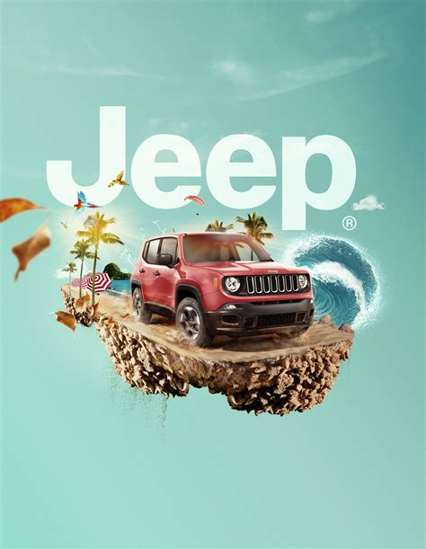 jeep ads jeep print advert by gitanos renegade ads of the