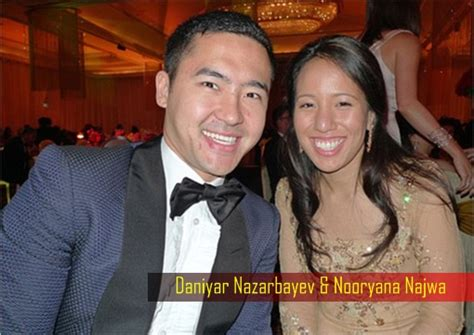 Daniyar nazarbayev marriage license