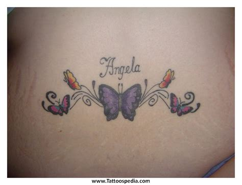 back tattoo names designs lower back tattoo designs with names 3