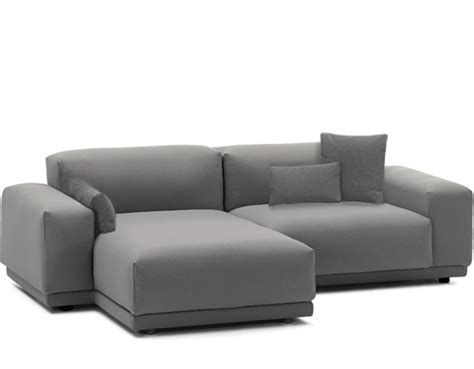 couch with chaise lounge attached chaise sofa