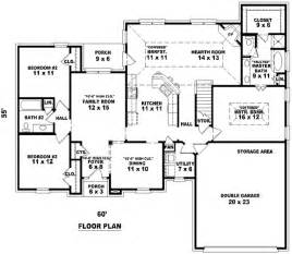 1900 Square Foot House Plans by Traditional Style House Plans 1900 Square Foot Home 1