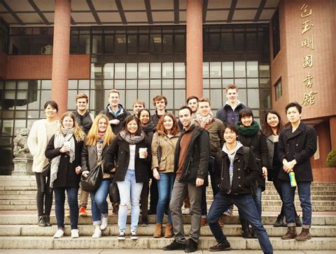 Mba In China In by Study Mba In China At Shanghai Jiaotong Antai