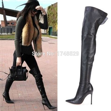 cheap thigh high boots size 10 boot hto