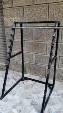 gabbia squat power rack panatta gabbia per squat panca posot class
