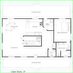 Simple Floor Plan Maker by Design A Floor Plan Template Resume Business Template