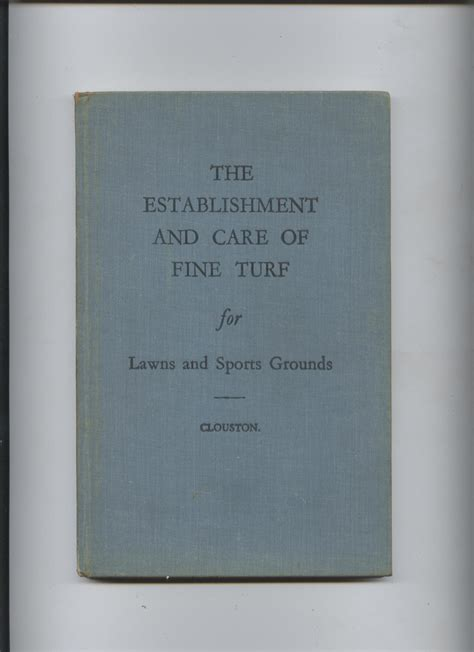 the scots the turf books vintage 1939 book the establishment care of turf
