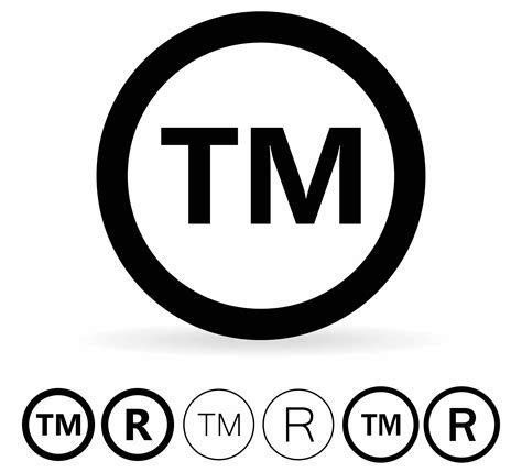 trade symbol how to use trademark and registered trademark symbols