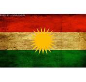 Kurdistan Flaggen Karte Gr Engleich Autosticker