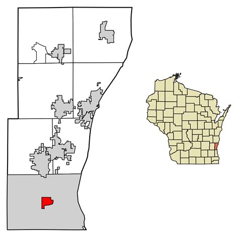 Ozaukee County Property Records Thiensville Wisconsin