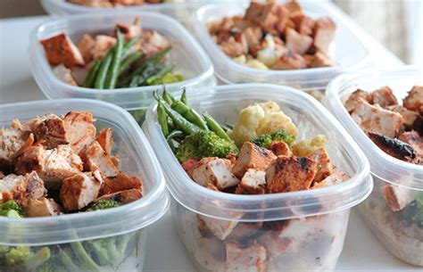 vegetables 3 times a day 12 brilliant meal prep ideas to free up your time daily burn