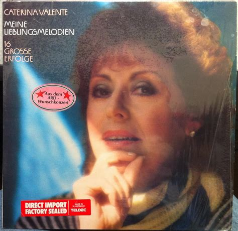 caterina valente lp caterina valente caterina valente records lps vinyl and
