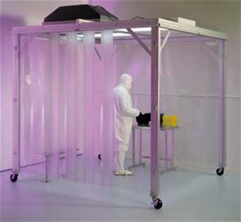 cleanroom curtains simplex sis 212 softwall portable cleanroom cleanrooms