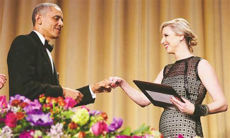 carol lee white house correspondent best lines from obama s white house correspondents dinner speech newspaper