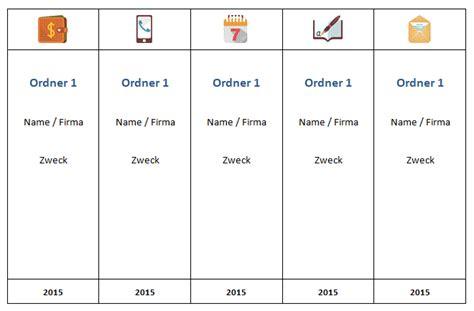 Ordner Etiketten Drucken Vorlage by Etiketten Vorlagen Zum Download