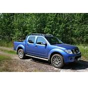 Road Test 2011 Nissan Navara 30 V6 DCi Double Cab