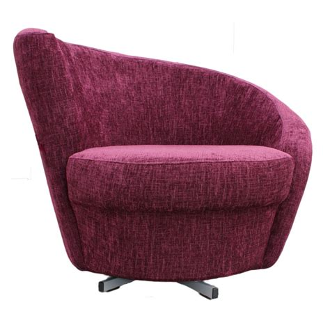 tube chairs spiral burgundy rotating tub chair next day delivery