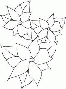 poinsettia coloring page free printable poinsettia coloring pages for