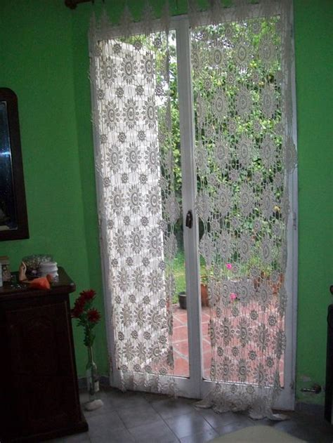 patrones cortinas ganchillo puntos para cortinas a crochet imagui