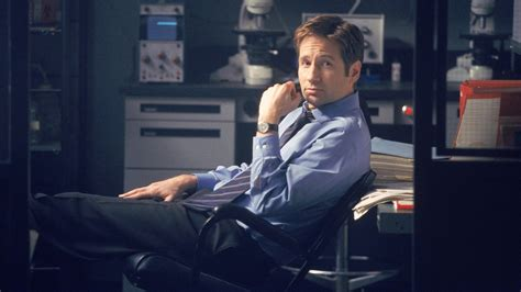 Duchovny Back On Tv by David Duchovny Is Excited To Return As Fox Mulder In X