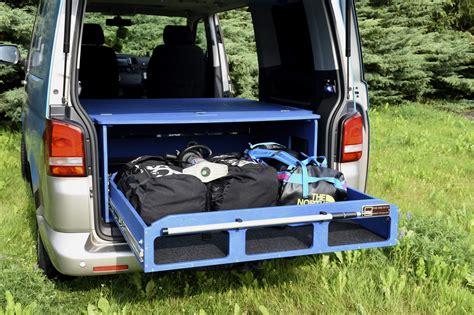 volkswagen bus beach vw t5 t6 multivan california beach travel sleep box