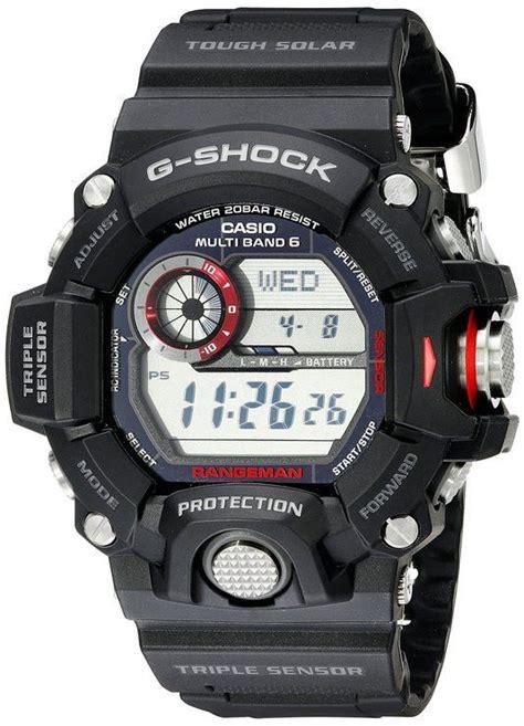 Rangeman Gw9400 1 casio g shock gw9400 1 rangeman products book g shock and