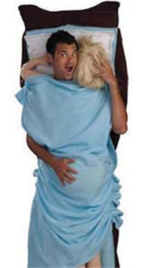 Bed Costume by Two In A Bed Novelty Fancy Dress Costume Captain Fancy