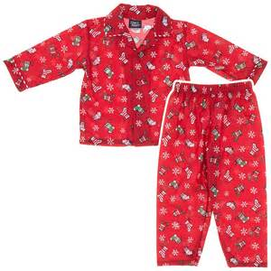 tom and jerry red christmas stockings pajamas for toddlers