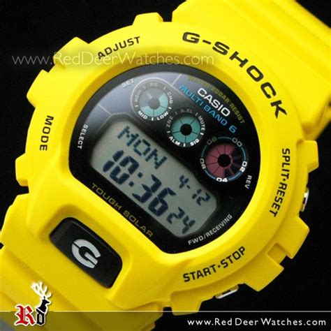 Casio G Shock G 6900a 9 buy casio g shock tough solar multiband 6 gw 6900a 9 buy
