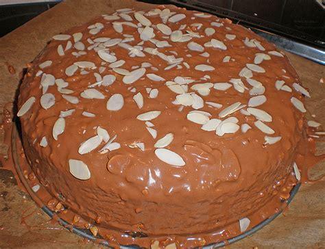 amaretto kuchen amaretto mandel kuchen rezept mit bild
