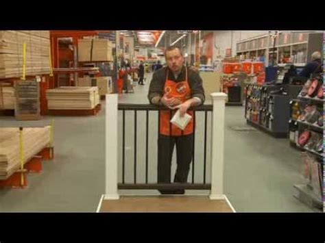 trex deck railing for pros the home depot